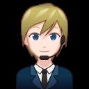 Office Worker Wh Emojidex Custom Emoji Service And Apps