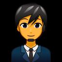 Office Worker Emojidex Custom Emoji Service And Apps