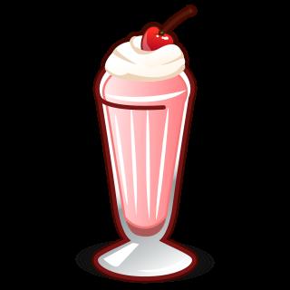 Strawberry Milkshake Emojidex Custom Emoji Service And Apps Joypixels organizes strawberry within the food & drink category. strawberry milkshake emojidex
