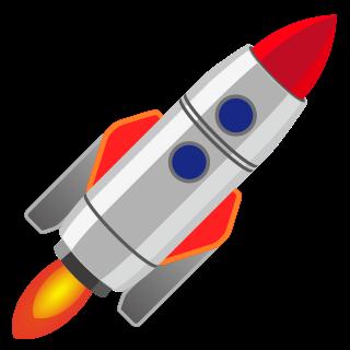 「絵文字 ロケット」の画像検索結果