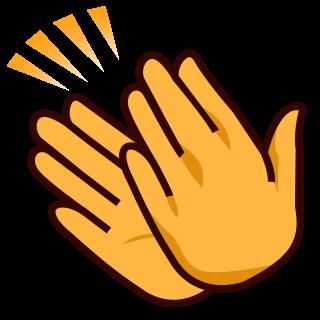 「拍手」の画像検索結果
