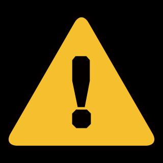 注意 | emojidex - 絵文字デックス - カスタム絵文字サービスとアプリ