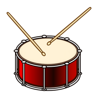 drum with drumsticks emojidex custom emoji service and apps. Black Bedroom Furniture Sets. Home Design Ideas