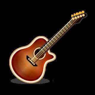 Guitar Emojidex Custom Emoji Service And Apps