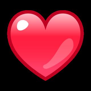 emoji betekenis hartje / foto: emojidex.com