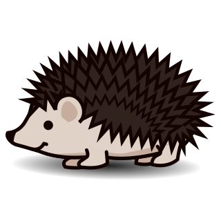Hedgehog Emojidex Custom Emoji Service And Apps