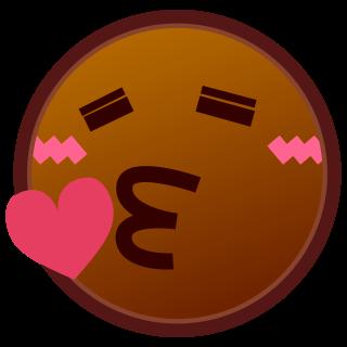 Kissing Heartsmiley