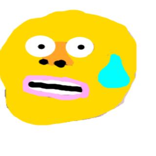 Cringe emoji