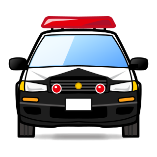 Oncoming Police Car Emojidex Custom Emoji Service And Apps