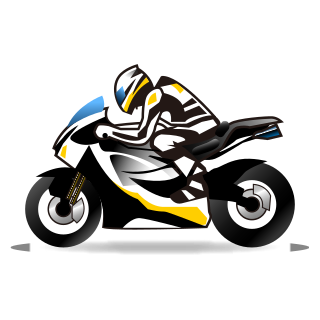 Racing Motorcycle Emojidex Custom Emoji Service And Apps