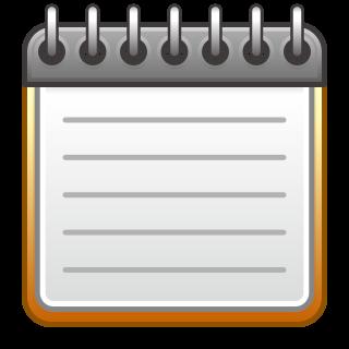 Image result for note emoji