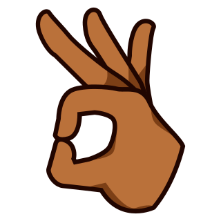 turned ok hand sign br emojidex custom emoji service and apps