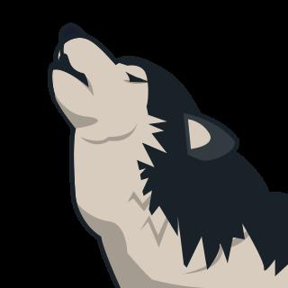 Wolf Emojidex Custom Emoji Service And Apps
